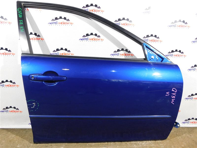 Дверь Mazda Atenza GY3W-504025 L3 2006 передняя правая