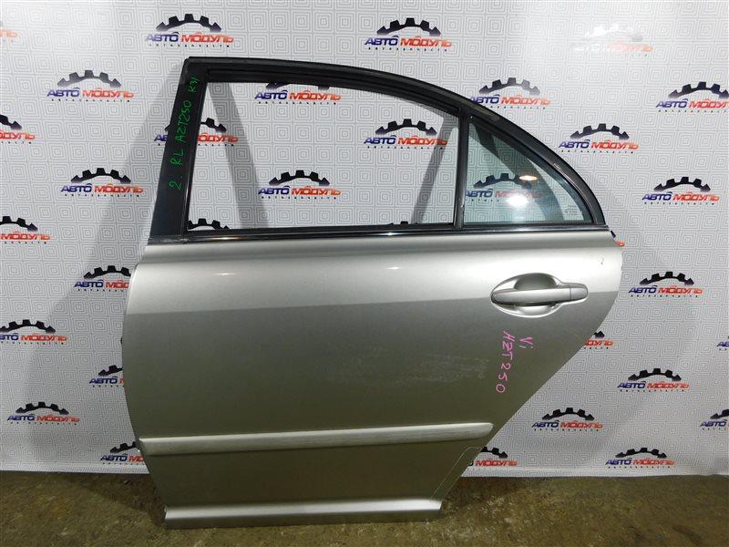 Дверь Toyota Avensis AZT250-0005209 1AZ-FSE 2003 задняя левая