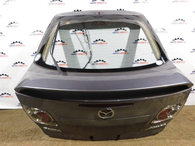 Дверь 5-я Mazda Atenza GGES-101145 LF 2003 задняя