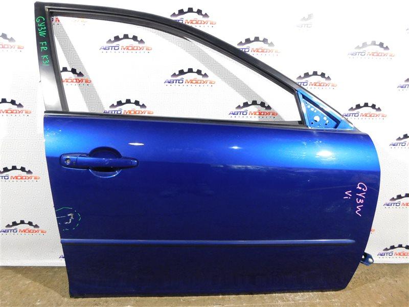 Стеклоподъемник Mazda Atenza GY3W-504025 L3 2006 передний правый