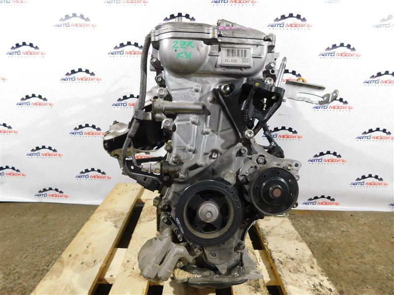 Двигатель Toyota Corolla Rumion ZRE152-1108791 2ZR-FE 2009