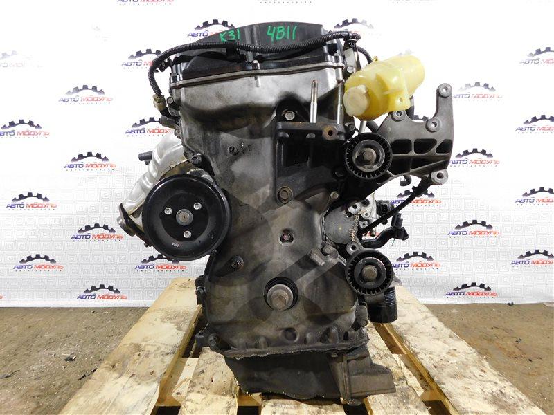 Двигатель Mitsubishi Lancer X CY4A-0111586 4B11 2008