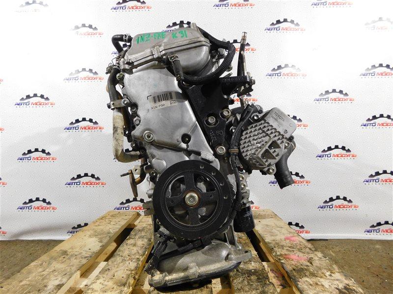 Двигатель Toyota Aqua NHP10-6102815 1NZ-FXE 2012