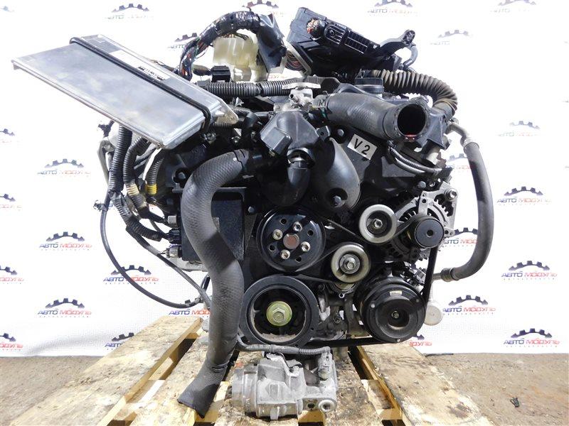 Двигатель Toyota Mark X GRX120-0044217 4GR-FSE 2005