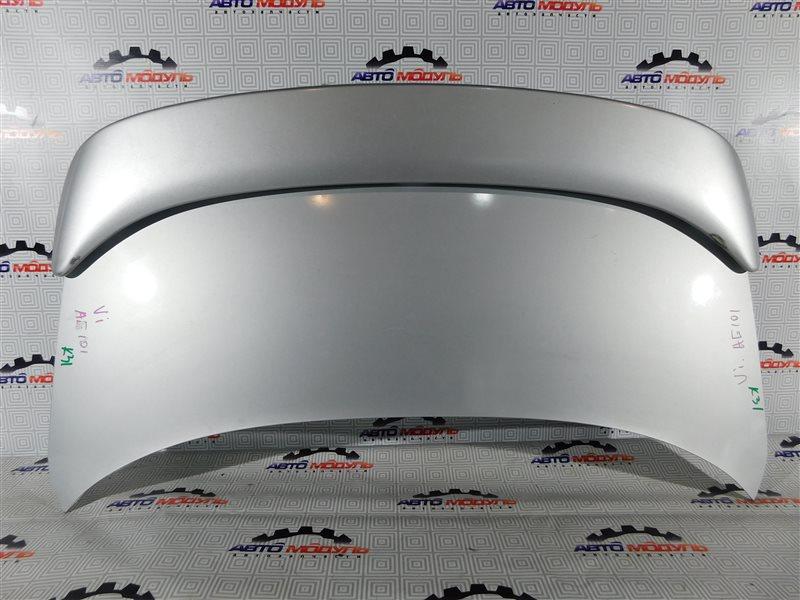 Крышка багажника Toyota Corolla Ceres AE101-5295716 4A-FE 1996 задняя