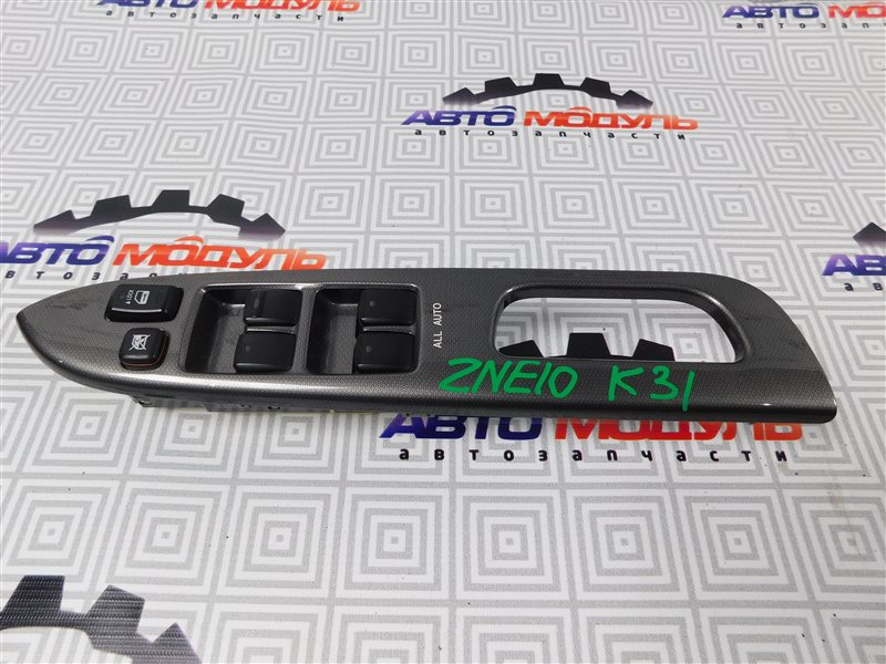 Блок упр. стеклоподьемниками Toyota Wish ZNE10-0384836 1ZZ-FE 2007 передний правый