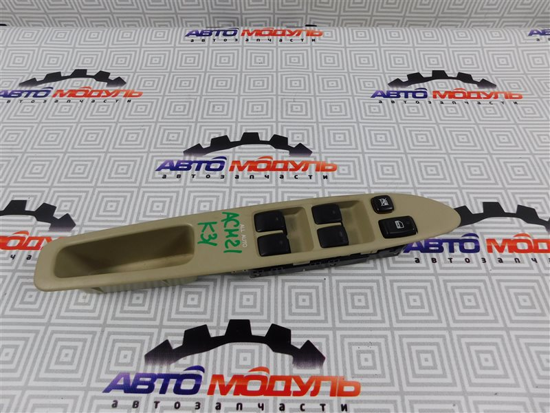 Блок упр. стеклоподьемниками Toyota Ipsum ACM21-0070563 2AZ-FE передний правый