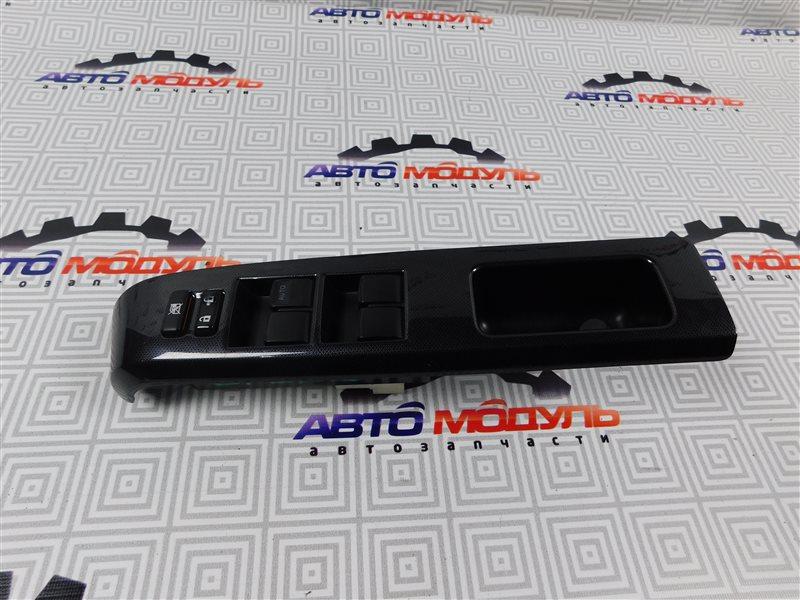 Блок упр. стеклоподьемниками Toyota Corolla Rumion ZRE152-1108791 2ZR-FE 2009 передний правый