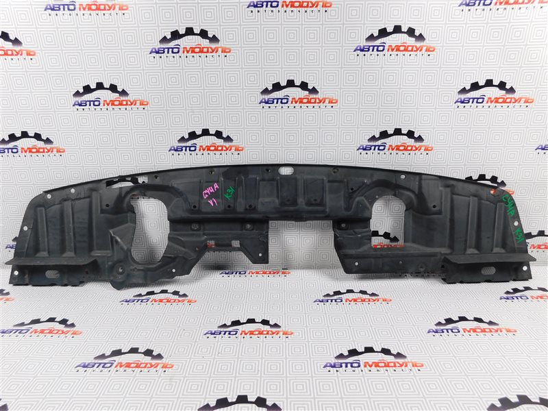 Защита бампера Mitsubishi Lancer X CY4A-0111586 4B11 2008 передняя