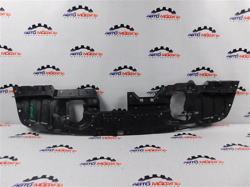 Защита бампера Mitsubishi Lancer CY1A передняя