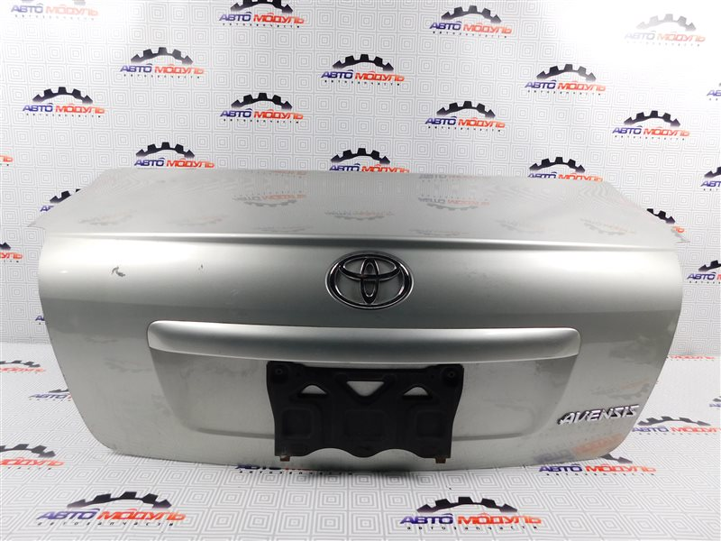 Крышка багажника Toyota Avensis AZT250-0005209 1AZ-FSE 2003 задняя