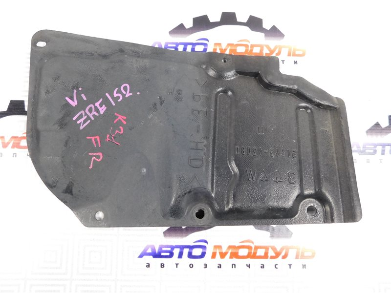 Защита двигателя Toyota Corolla Rumion ZRE152-1108791 2ZR-FE 2009 правая