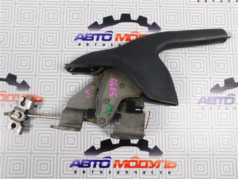 Ручка ручника Mazda Atenza GGES-101145 LF 2003