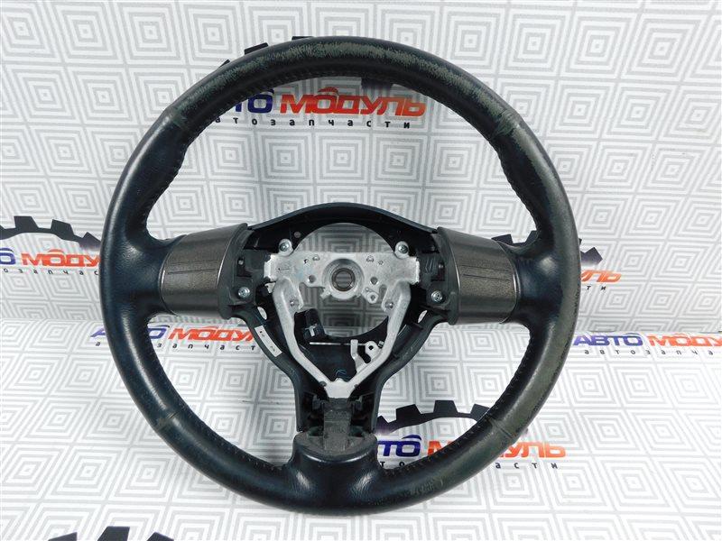 Руль Toyota Wish ZNE10-0384836 1ZZ-FE 2007