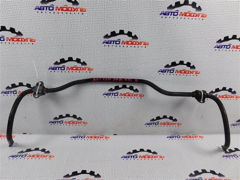 Стабилизатор Toyota Avensis AZT250-0005209 1AZ-FSE 2003 задний