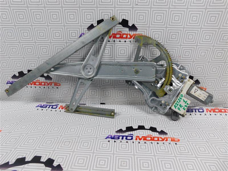 Стеклоподъемник Toyota Avensis AZT250-0008342 1AZ-FSE 2003 передний правый
