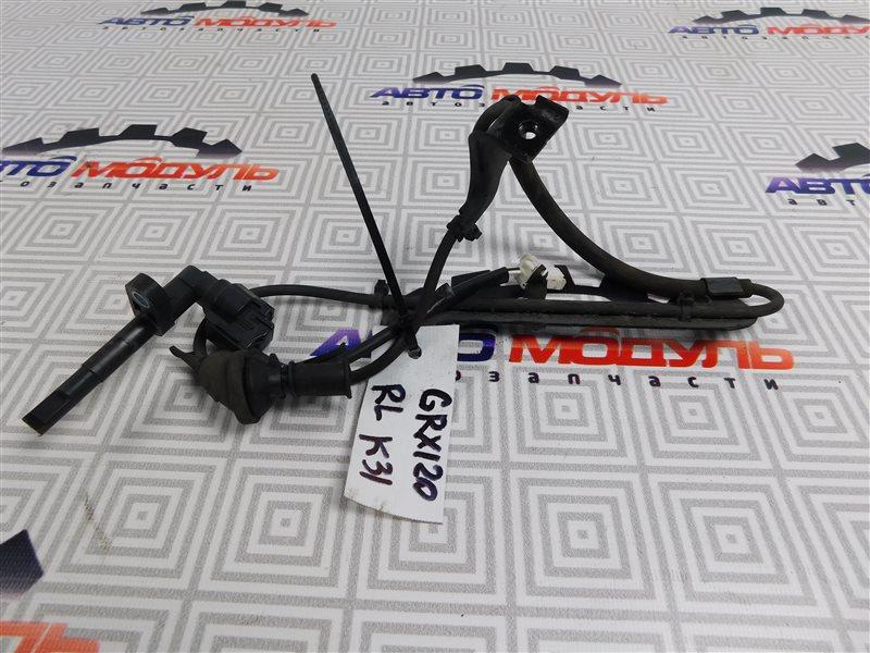 Датчик abs Toyota Mark X GRX120-0044217 4GR-FSE 2005 задний левый
