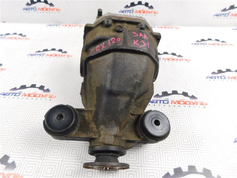 Редуктор Toyota Mark X GRX120-0044217 4GR-FSE 2005 задний