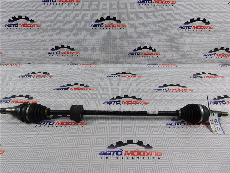 Привод Toyota Passo KGC10 1KR передний правый