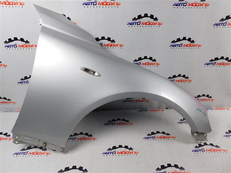 Крыло Toyota Mark X GRX120 переднее правое