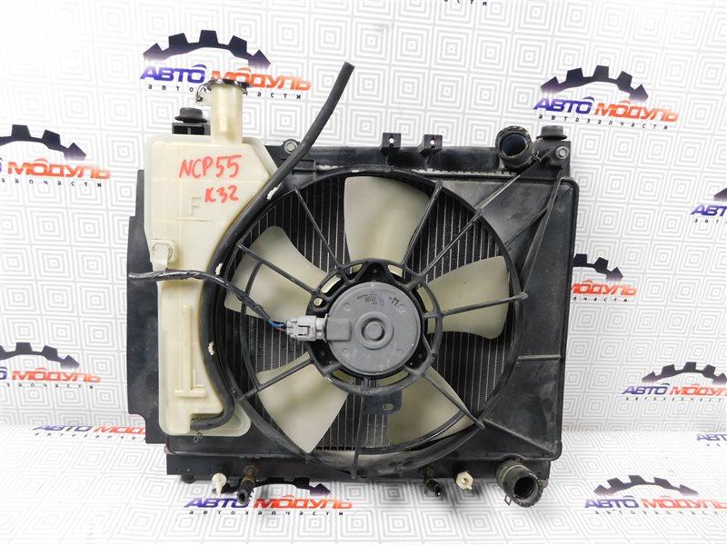 Радиатор основной Toyota Succeed NCP50 1NZ