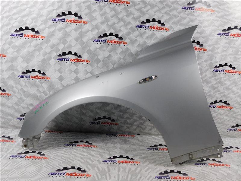 Крыло Toyota Mark X GRX120 переднее левое
