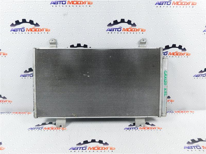 Радиатор кондиционера Toyota Mark X GRX120