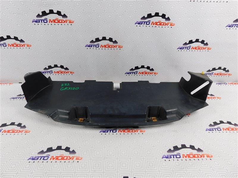 Защита бампера Toyota Mark X GRX120 передняя