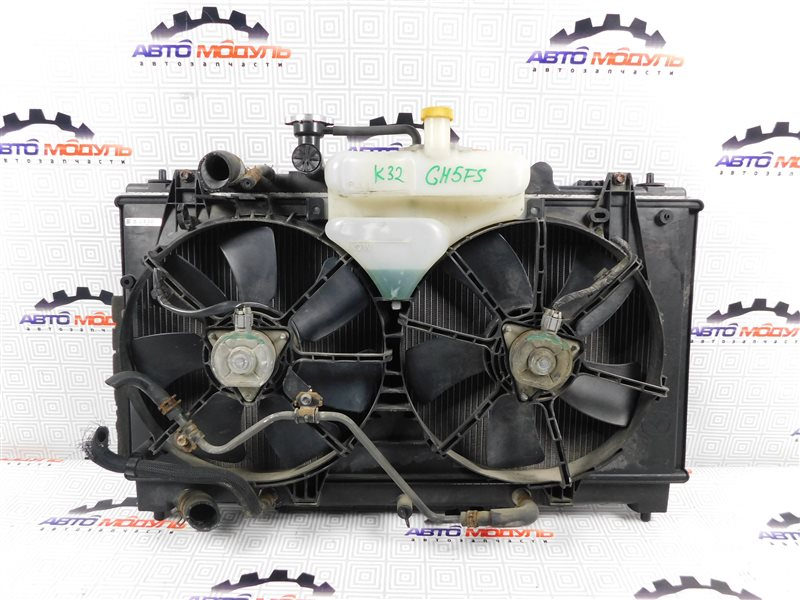 Радиатор основной Mazda Atenza GHEFP LF-VE