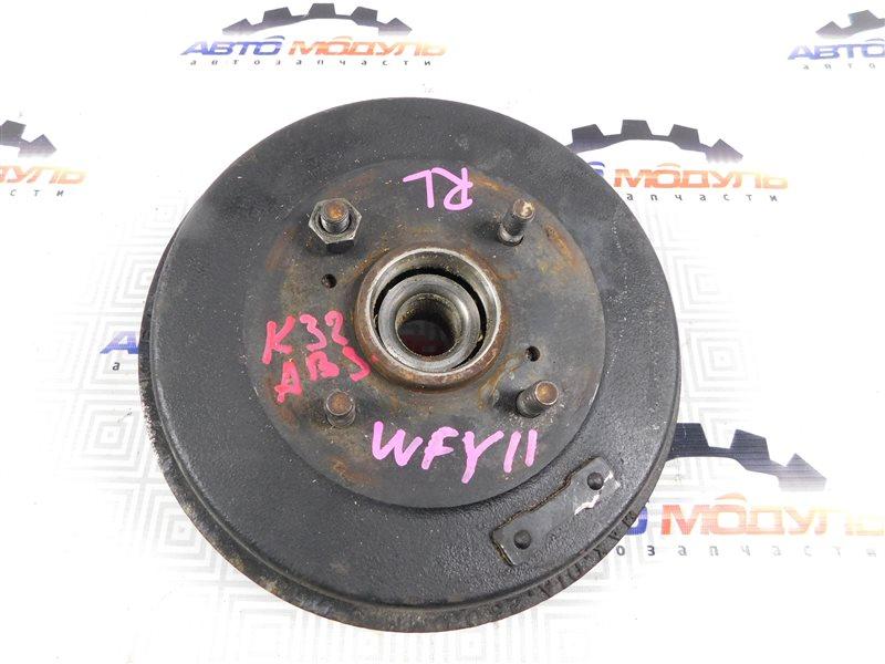 Барабан тормозной Nissan Wingroad WFY11 задний