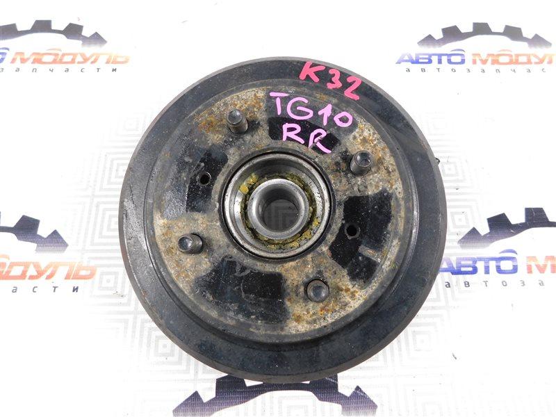 Ступица Nissan Bluebird Sylphy TG10 задняя правая