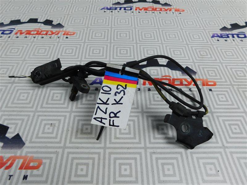 Датчик abs Toyota Sai AZK10-2010787 2AZ-FXE 2010 передний правый