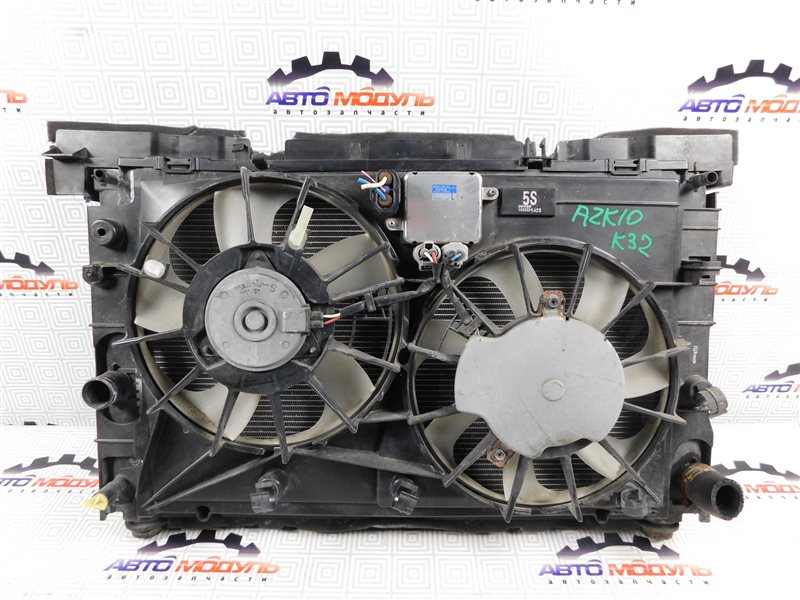 Радиатор основной Toyota Sai AZK10-2010787 2AZ-FXE 2010