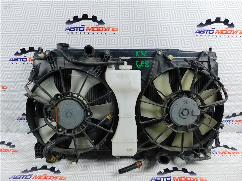 Радиатор основной Honda Fit GE6 L13A
