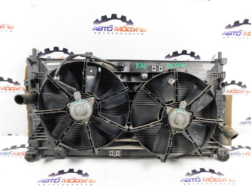 Радиатор основной Mazda Axela BL5FP ZY-VE