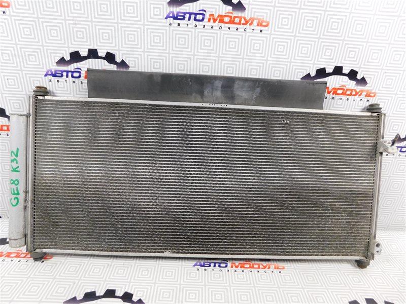Радиатор кондиционера Honda Fit GE6 L13A