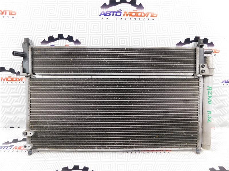Радиатор кондиционера Toyota Sai AZK10-2010787 2AZ-FXE 2010
