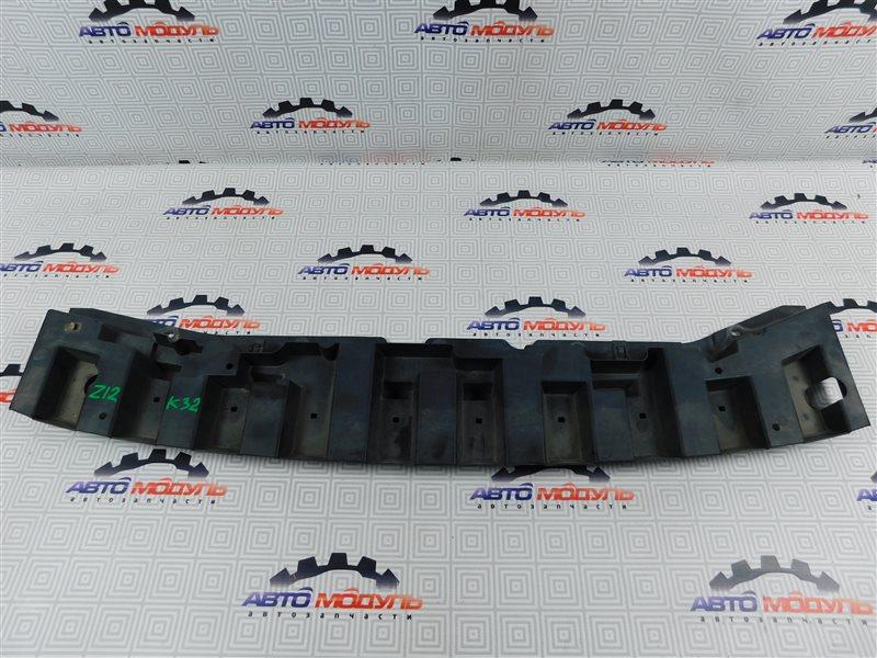 Защита бампера Nissan Cube Z12 передняя