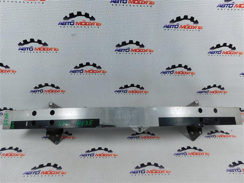 Усилитель бампера Nissan Skyline V35 передний