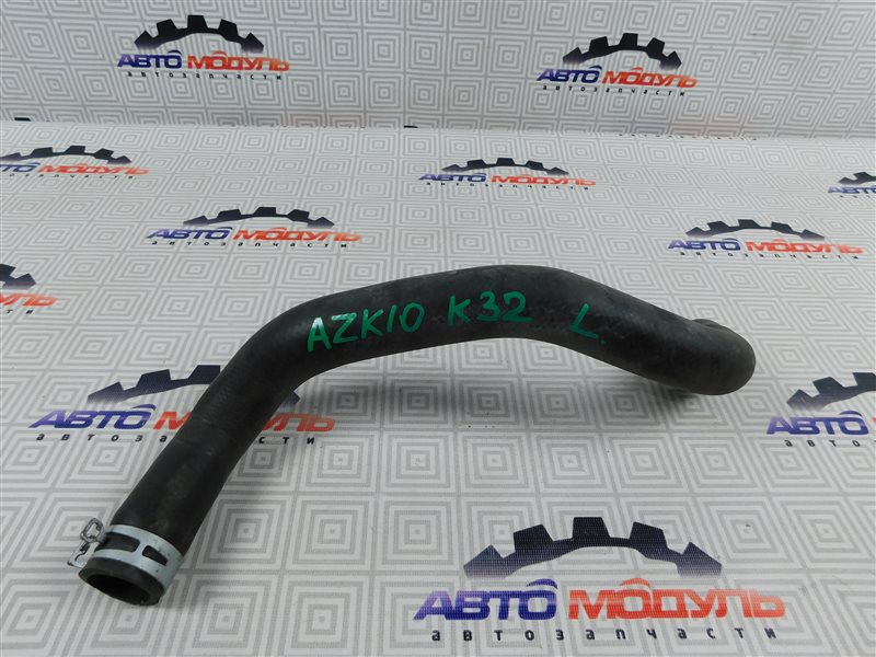Патрубок радиатора Toyota Sai AZK10-2010787 2AZ-FXE 2010 левый