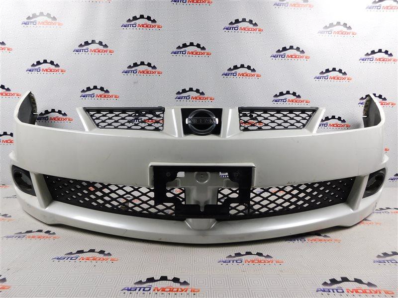 Бампер Nissan Wingroad WFY11 передний