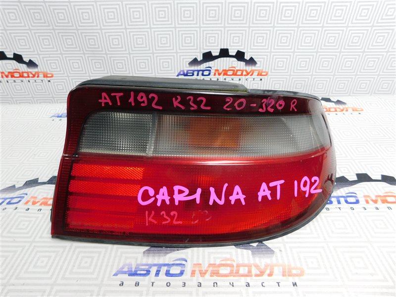 Стоп Toyota Carina AT190 правый