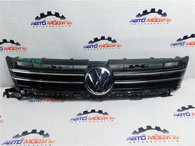 Решетка радиатора Volkswagen Touran 1T3