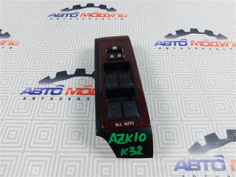 Блок упр. стеклоподьемниками Toyota Sai AZK10-2010787 2AZ-FXE 2010 передний правый