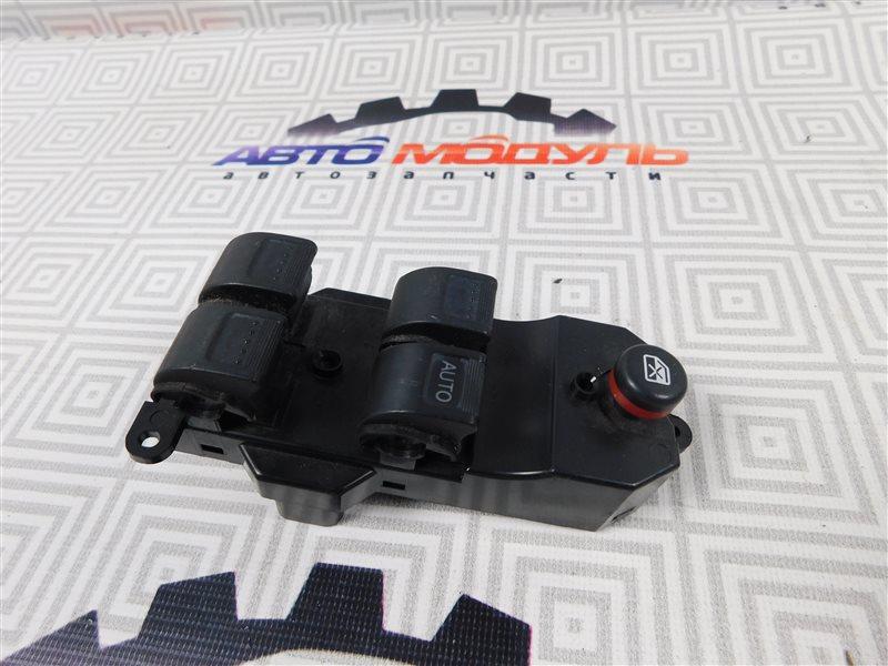 Блок упр. стеклоподьемниками Honda Stream RN1 передний правый
