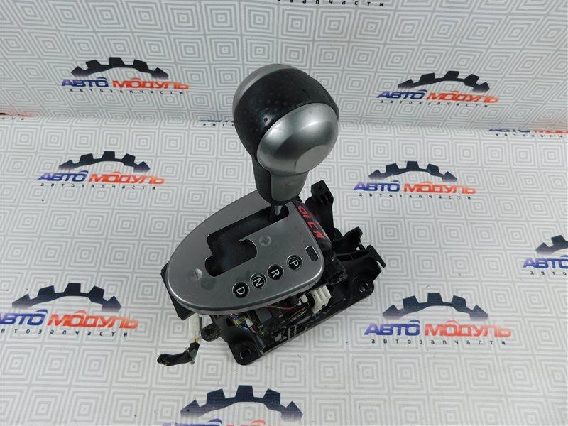 Селектор акпп Nissan Qashqai NJ10 MR20