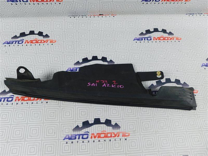 Накладка на крыло Toyota Sai AZK10-2010787 2AZ-FXE 2010 передняя левая