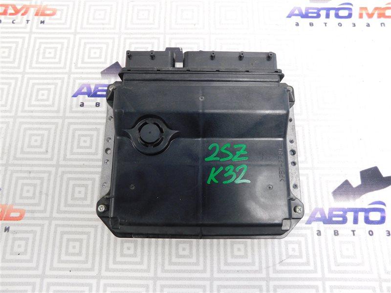 Компьютер двс Toyota Vitz SCP90 2SZ
