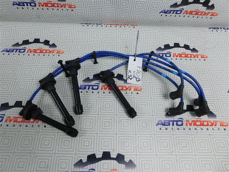 Провода высокого напряжения Honda Accord CL2 H23A