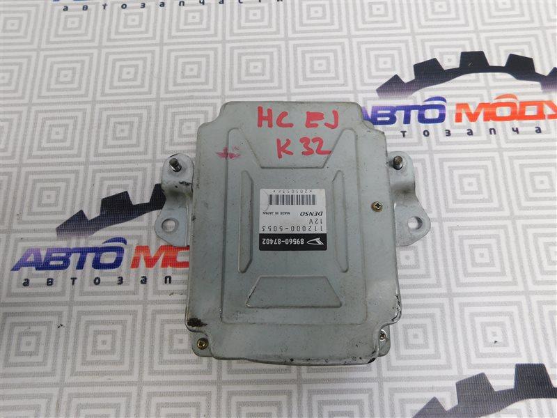 Компьютер двс Daihatsu Terios J100G HC-EJ
